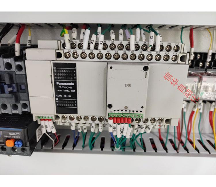 自动灌胶机电气松下PLC