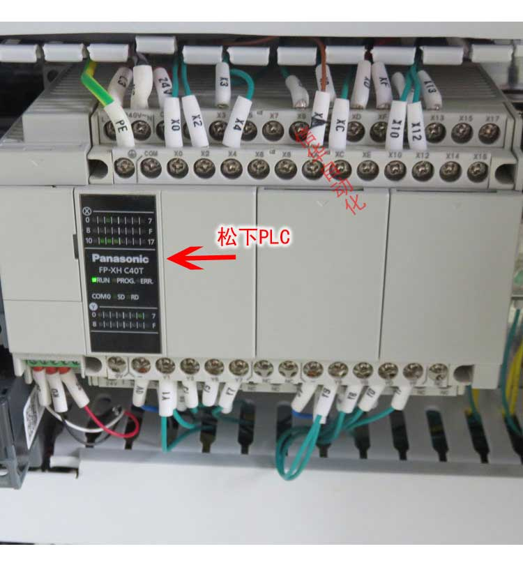 微量灌胶机PLC