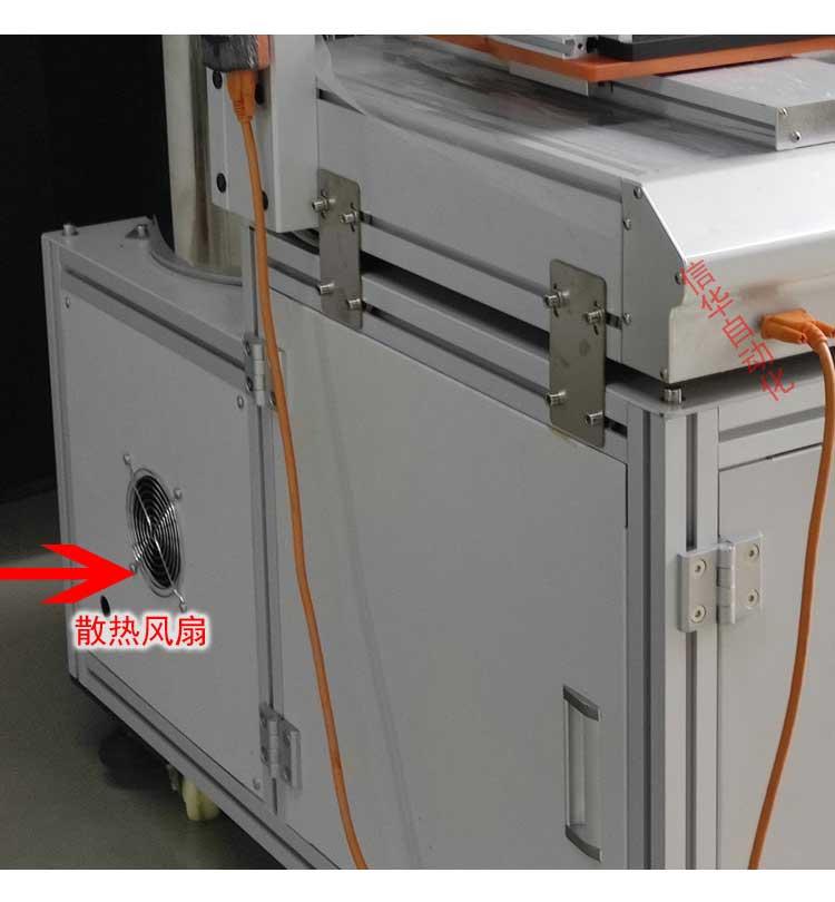 微量灌胶机散热风扇