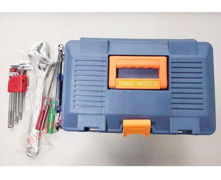 微量灌胶机配备工具箱图