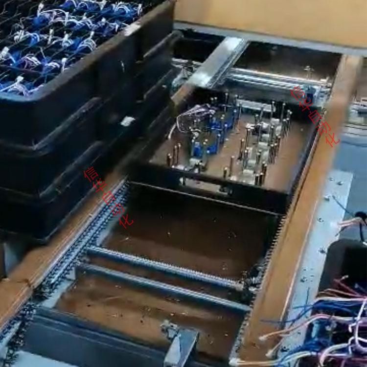 电动工具全自动灌胶机放料图
