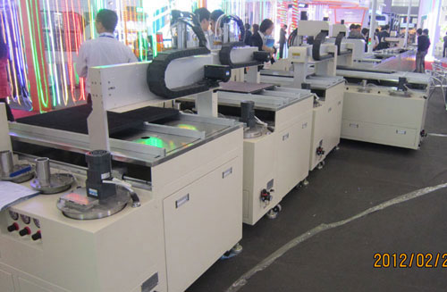 LED灌胶机展会,深圳信华自动化