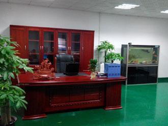 信华灌胶机总经理办公室
