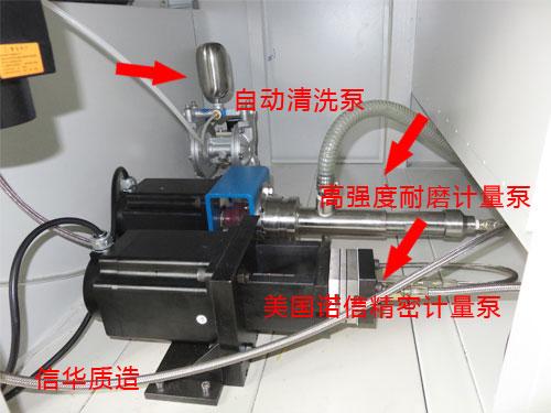 自动灌胶机计量泵体