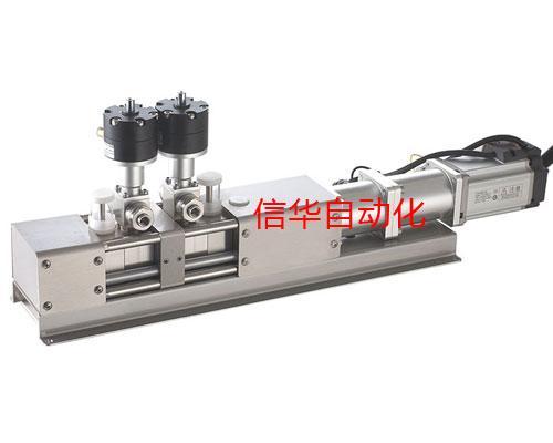 灌胶机柱塞泵
