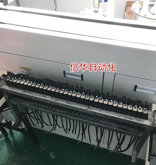 悬臂式传感器灌胶机