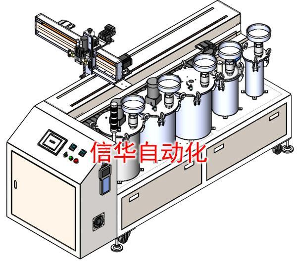 自动灌胶机
