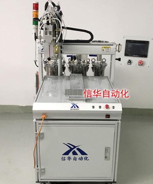 微量传感器灌胶机