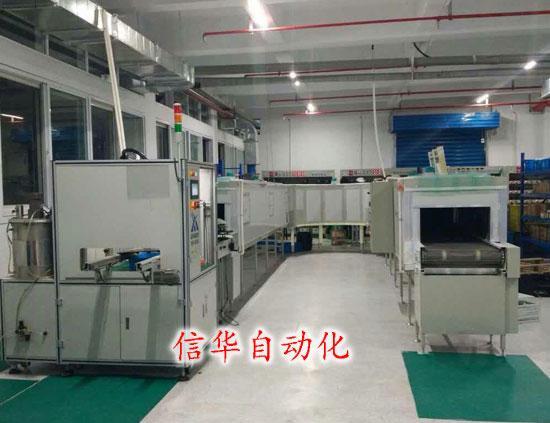 电动工具控制器灌胶机