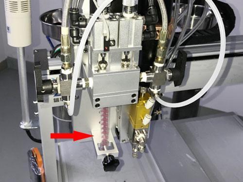 灌胶机混合管
