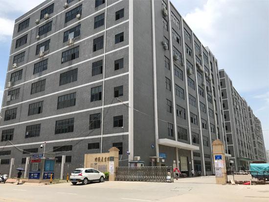 信华灌胶机工业园